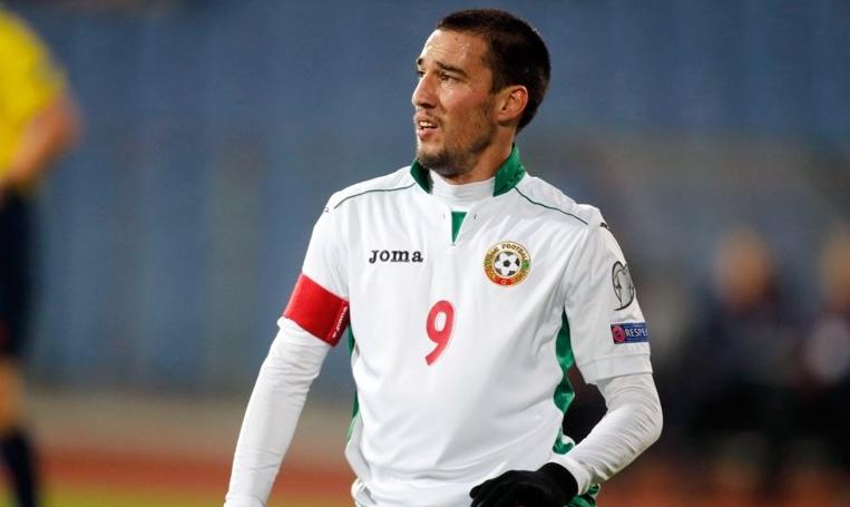 Сборная Болгарии по футболу 2019