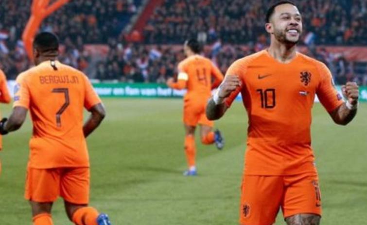 Сборная Голландии 2019