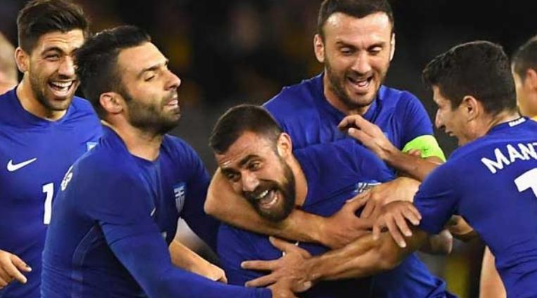 Сборная Греции по футболу 2019