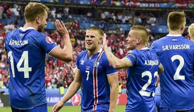 Сборная Исландии по футболу 2019