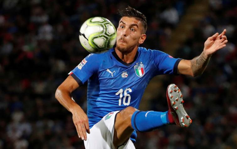 Сборная Италия по футболу 2019