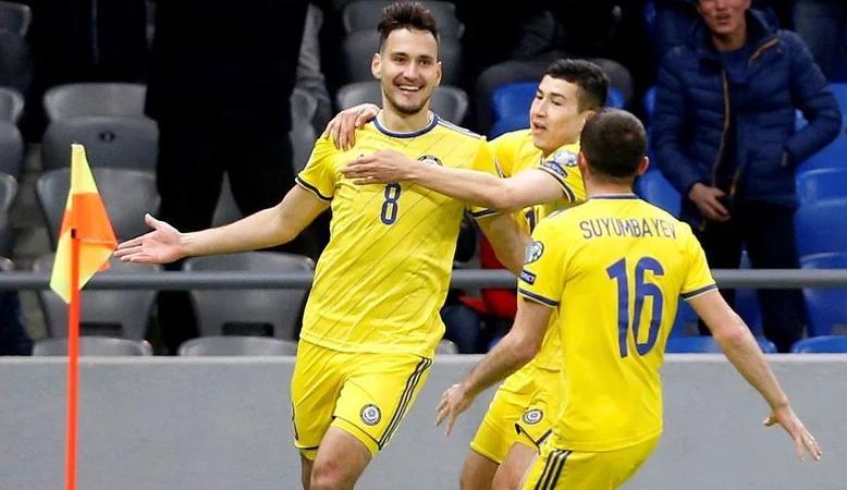 Сборная Казахстана по футболу 2019