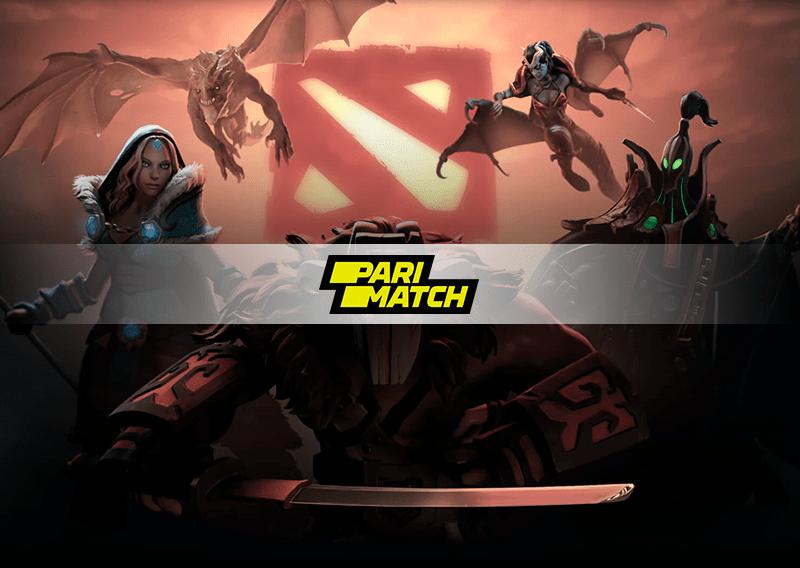 """БК Parimatch работает над созданием киберспортивной лиги по игре """"Dota 2"""""""