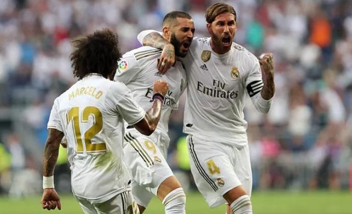 Реал Мадрид 2019