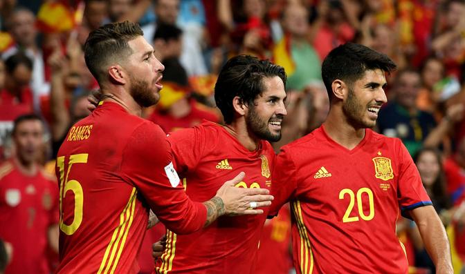Сборная Испании по футболу. Евро-2020