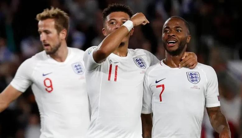 Сборная Англии во футболу 2019