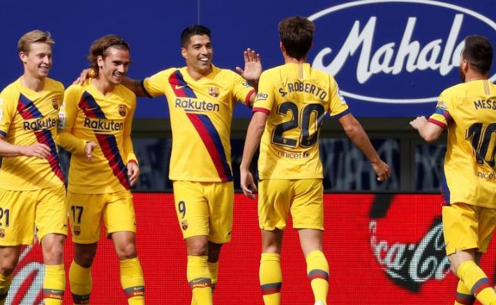 Прогноз на 29.10.2019. Барселона - Вальядолид