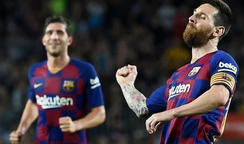 ФК Барселона 2019