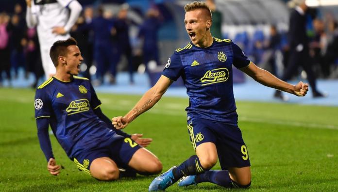 Динамо Загреб 2019