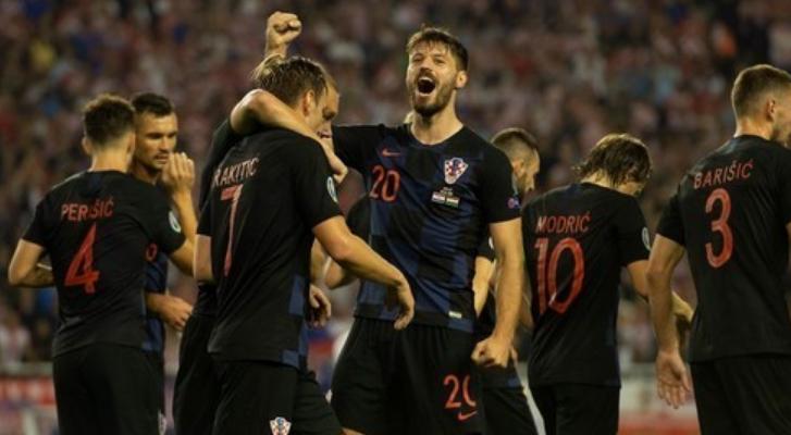 Сборная Хорватии 2019