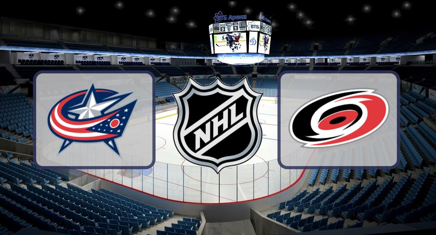 """""""Коламбус"""" – """"Каролина"""". Прогноз на матч НХЛ 25.10.2019"""