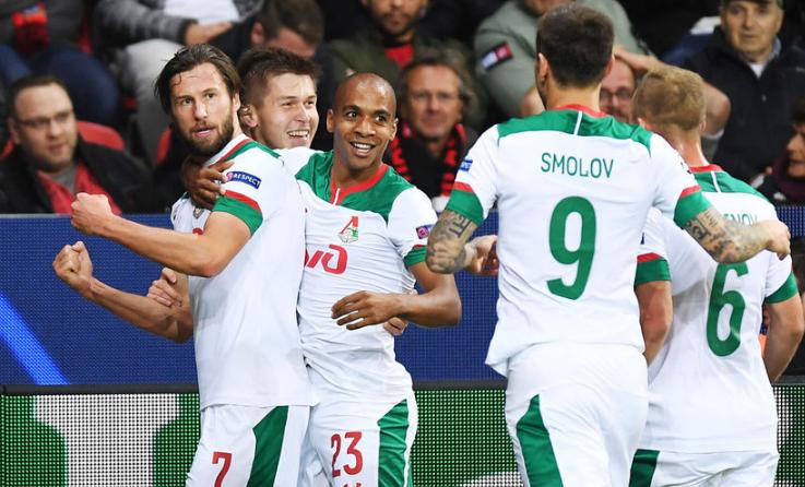 ФК Локомотив 2019