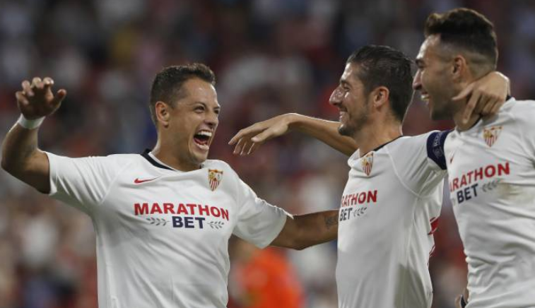 ФК Севилья 2019