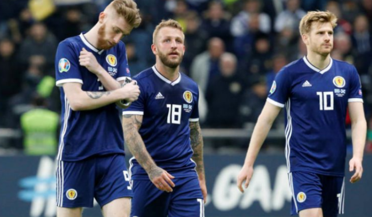 Сборная Шотландии по футболу 2019