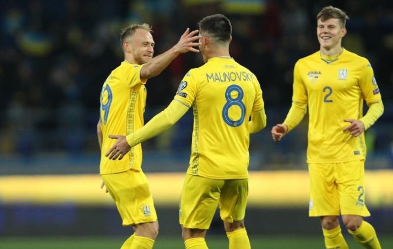 Прогноз на 14.10.2019. Украина - Португалия