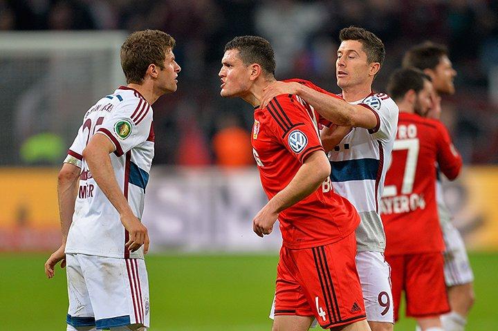 Bayer Leverkusen v FC Bayern Muenchen. 30.11.2019 Прогноз
