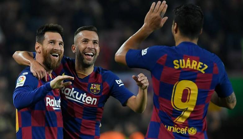 Прогноз на 09.11.2019. Барселона - Сельта