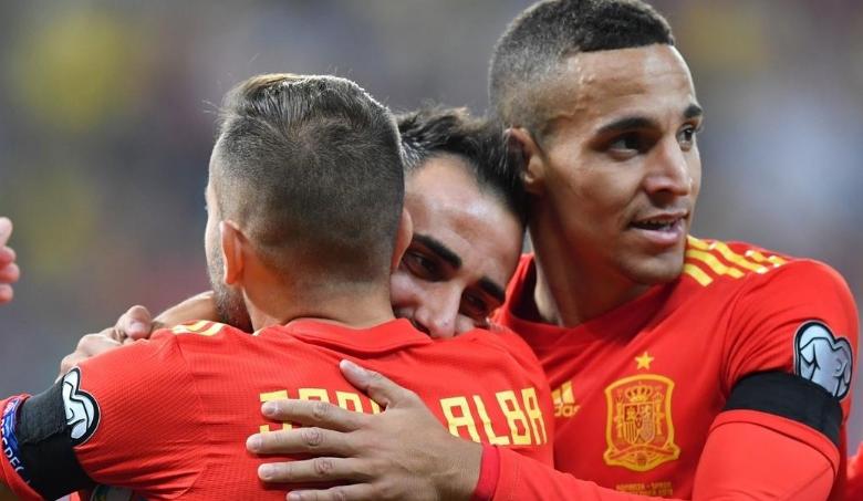 Прогноз на 18.11.2019. Испания - Румыния
