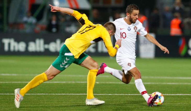 Сборная Литвы по футболу 2019