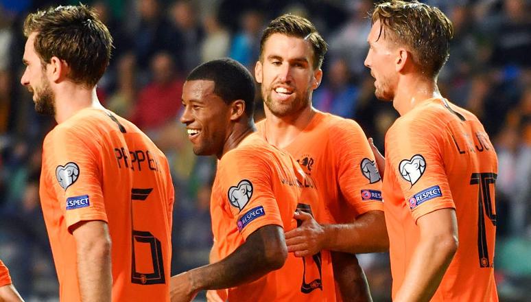 Сборная Нидерландов по футболу 2019
