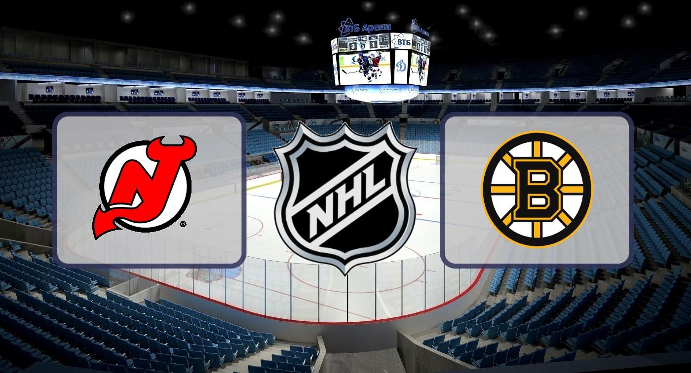"""Нью-Джерси"" – ""Бостон"". Прогноз на матч НХЛ 20.11.2019"