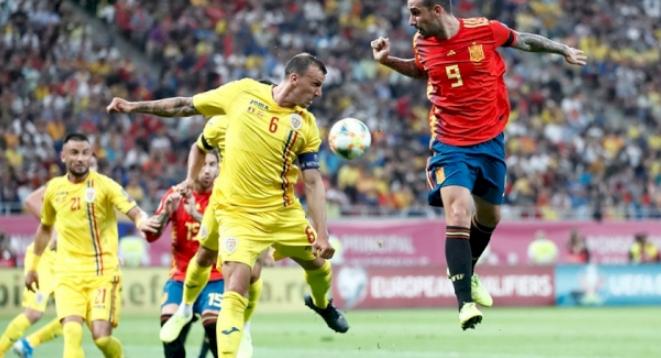 Сборная Румынии по футболу 2019
