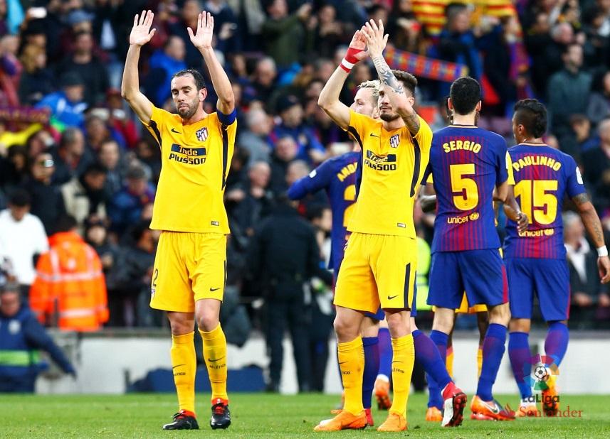 Прогноз на 01.12.19. «Атлетико» – «Барселона»