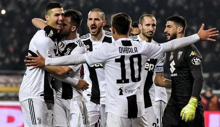 Прогноз на 10.11.2019. Ювентус - Милан