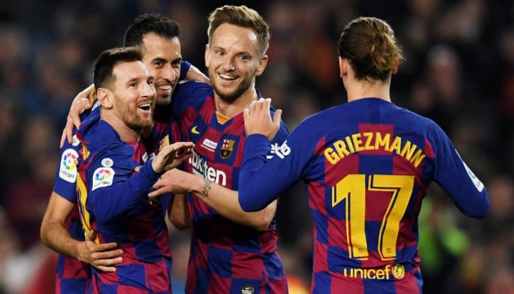 Прогноз на 18.12.2019. Барселона - Реал М