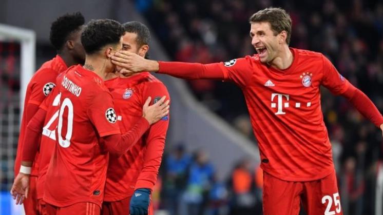 Прогноз на 14.12.2019. Бавария - Вердер