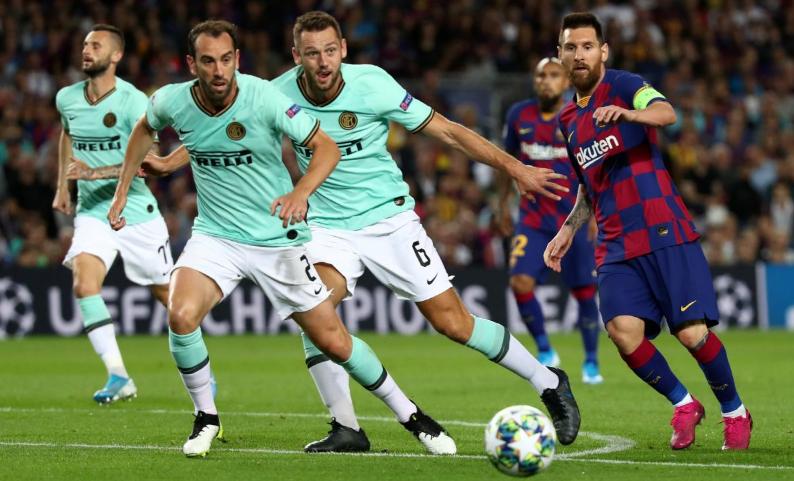 Прогноз на 10.12.2019. Интер - Барселона