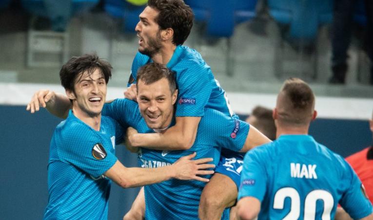 ФК Зенит 2019/20