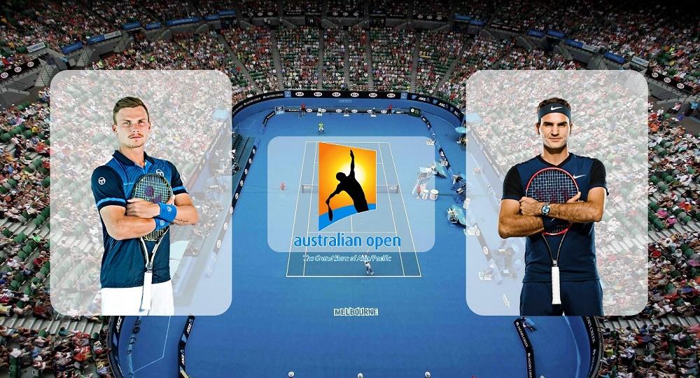 Мартон Фучович – Роджер Федерер. Прогноз на матч Australian Open 26.01.2020