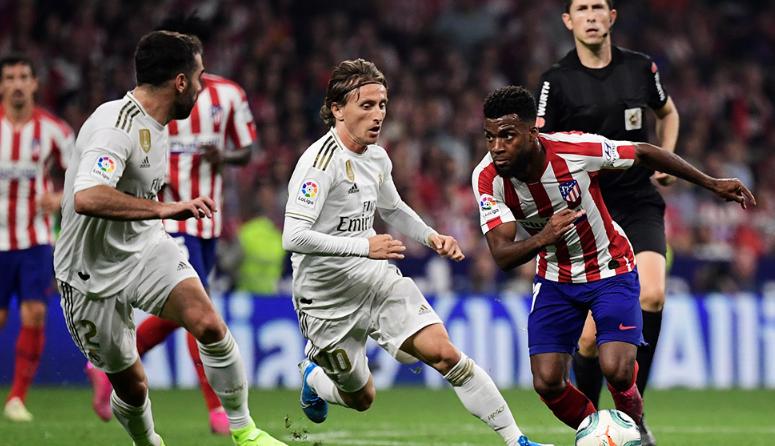 Атлетико Мадрид 2020