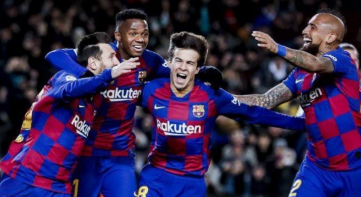 ФК Барселона 2020