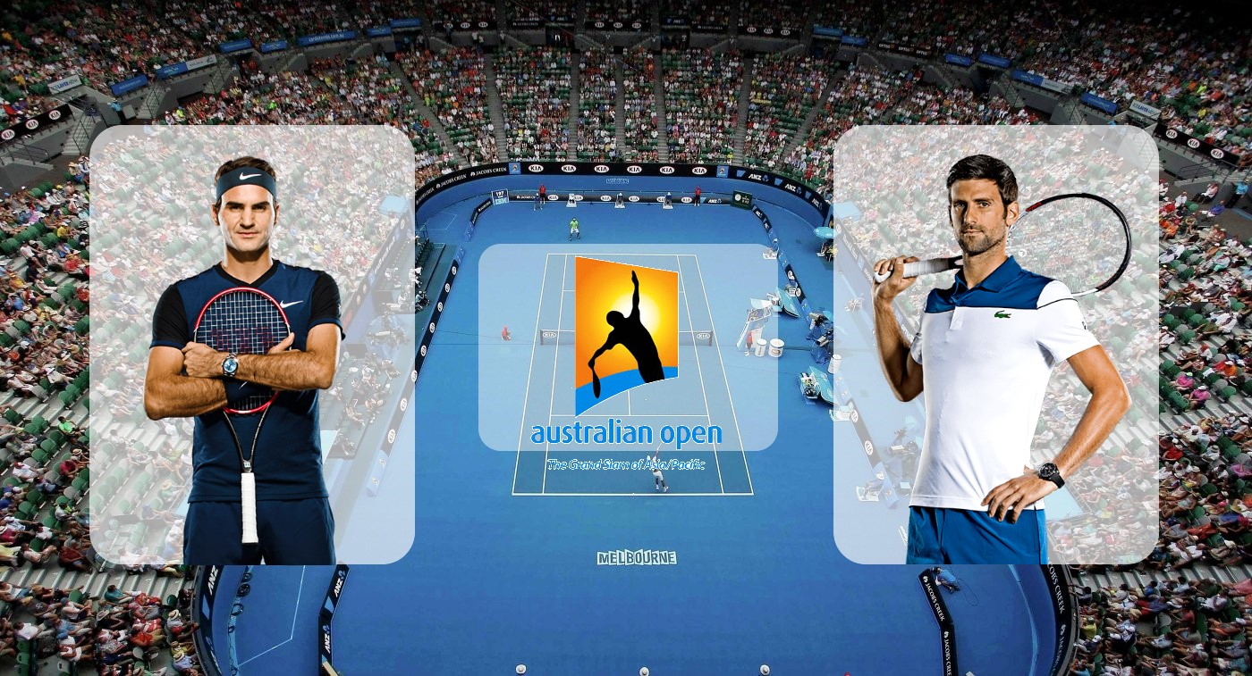 Роджер Федерер – Новак Джокович. Прогноз на Australian Open 30.01.2020