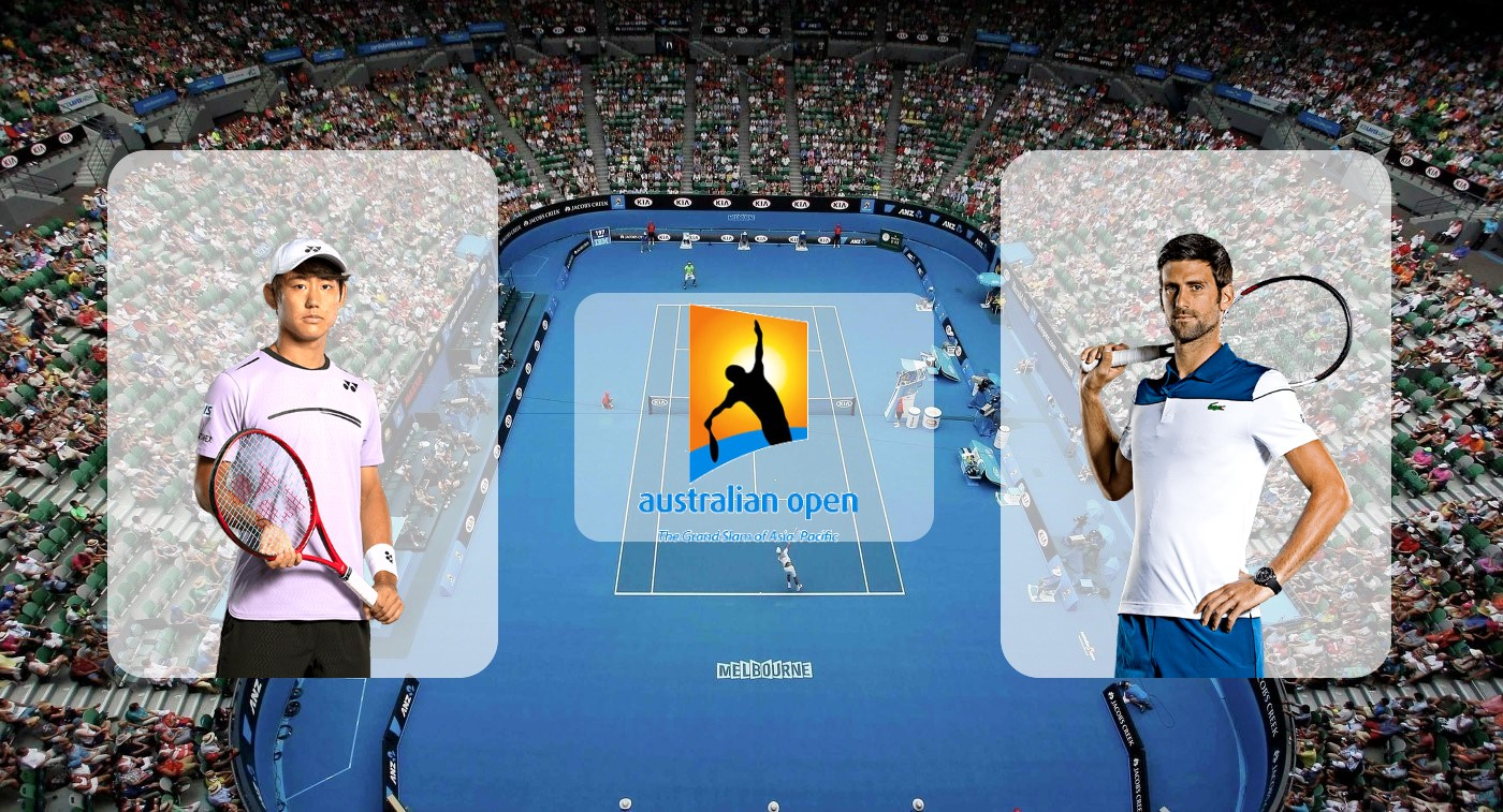 Ёсихито Нисиока – Новак Джокович. Прогноз на матч Australian Open 24.01.2020