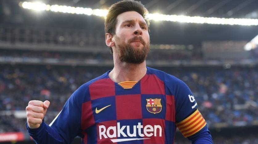 ФК Барселона 2020. Лионель Месси - покер