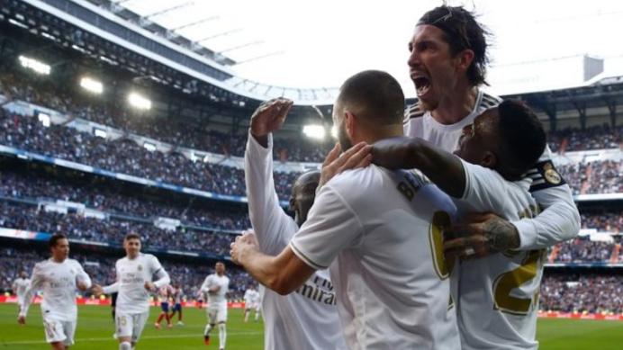 Прогноз на 06.02.2020. Реал Мадрид - Реал Сосьедад
