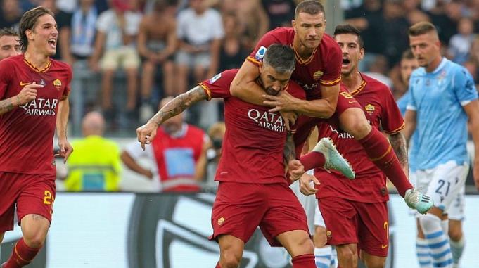 ФК Рома 2020