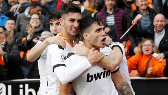 ФК Валенсия 2020