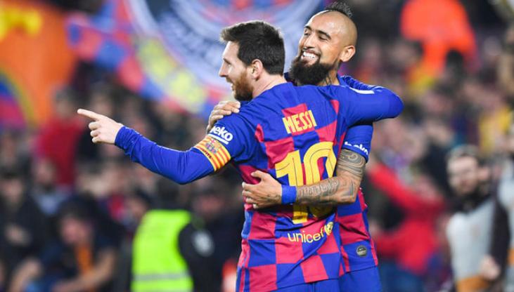 Прогноз на 07.03.2020. Барселона - Реал Сосьедад