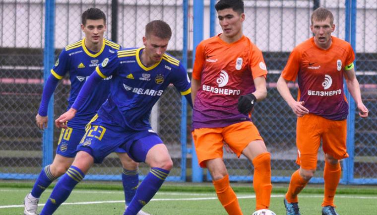 Энергетик-БГУ выиграл у БАТЭ 3-1