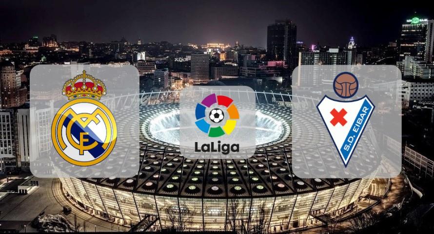 """""""Реал"""" Мадрид – """"Эйбар"""". Прогноз на матч Ла Лиги 13.03.2020"""