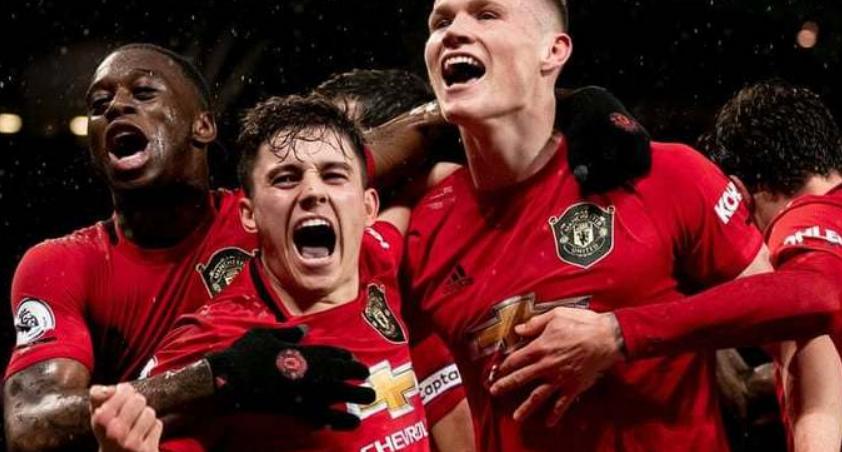 Манчестер Юнайтед 2020