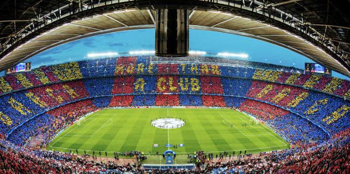 «Барселона» решила продать права на название стадиона «Камп Ноу»