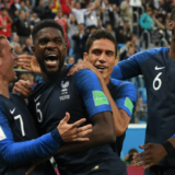 Франция ЧМ-2018