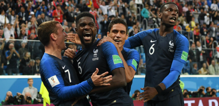 Золотая медаль Чемпионата мира-2018 была продана с молотка за 65 000 евро
