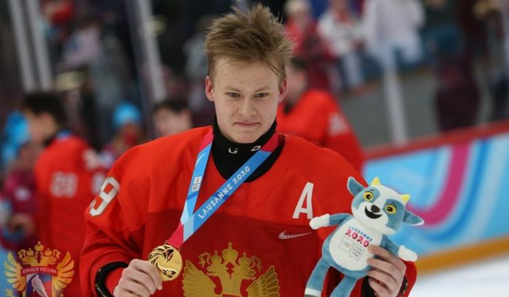 «СКА» выплатит ярославскому «Локо» 400 000 рублей за чемпиона юношеской Олимпиады Мичкова