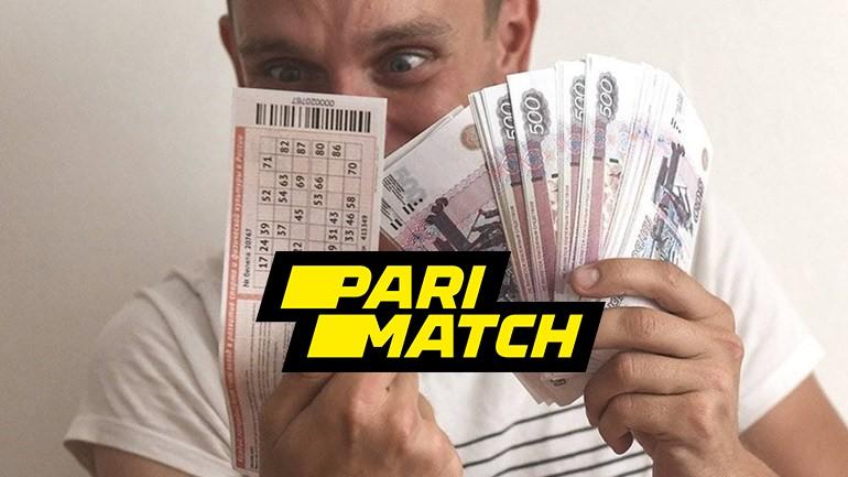 Пользователь БК Париматч сделал экспресс-ставку, принесшую ему 6,2 миллионов рублей